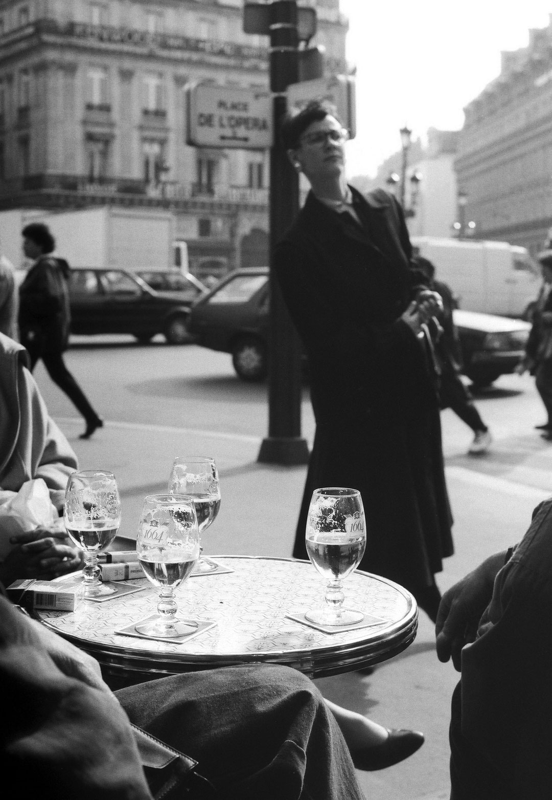 Café de la Paix - Paris - France - 1994