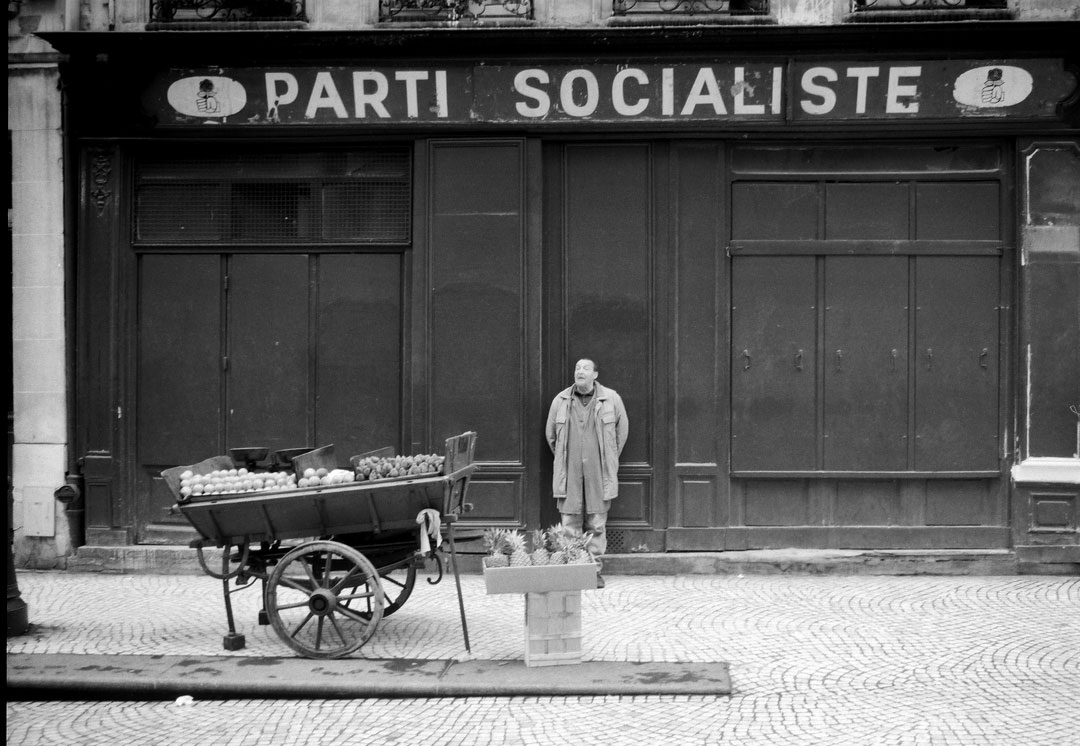 The Socialist - Paris - France - 1994